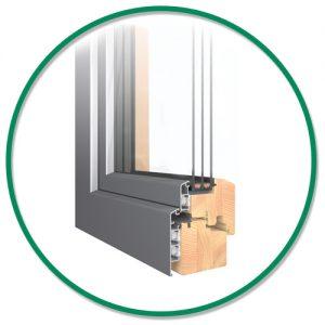 Ege-Profil Holz-Alu