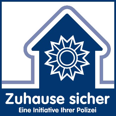 Logo Zuhause sicher